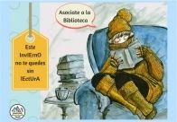 BIBLIOTECA DE AMICANA EN INVIERNO