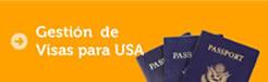 Gestión de Visas para USA